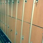 inadequate lockers