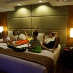 Photo de Crown Regency Hotel & Towers Cebu