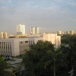 Dar es Salaam from 5th Floor, Southern Sun Hotel