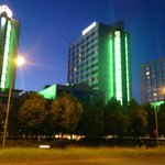Grand City Hotel Berlin East Foto