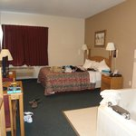 Foto van Days Inn & Suites Madison