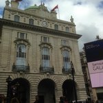 Foto de Cafe Royal Hotel