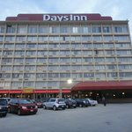 Foto van Days Inn at the Falls