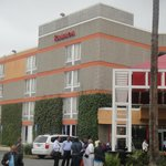Ramada Commerce/Los Angeles Area resmi
