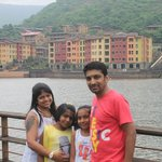 Photo de The Waterfront Shaw, Lavasa