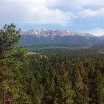 Foto de Pikes Peak Paradise Bed and Breakfast