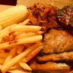 The Red Roost Brisket, Ribs & Pulled Pork