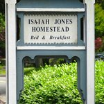 Isaiah Jones Homestead Bed & Breakfast resmi