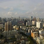 Macau in the background (View from room)