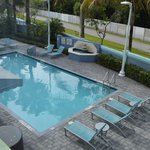 Foto van Holiday Inn Express Hotel & Suites Ft. Lauderdale Airport/Cruise