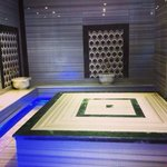 Hamam at club Evin for Turkish bath and many other massages