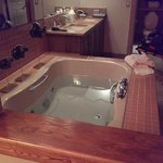 Master Bathroom Jaccuzi