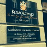 Foto di Komorowski Luxury Guest Rooms