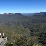 Magnificient view of The Three Sistersw.