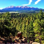 ภาพถ่ายของ Pikes Peak Paradise Bed and Breakfast