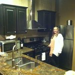 In-room Kitchen...Grand Cascades