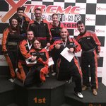 Great race at Xtreme karting
