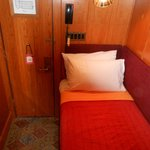Standard cabin, single bed