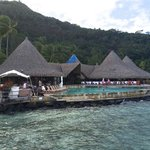 Photo de Sofitel Bora Bora Marara Beach Resort