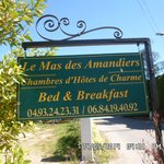 Photo of Le Mas des Amandiers
