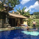 Pool Villa Club Senggigi Beach Lombok resmi