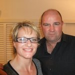 Owners of Darfield Motel Barry and Janine Harvey