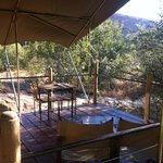 Erongo Wilderness Lodge resmi