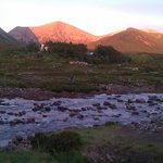 red cuilin hills 21.50 at Sligachan hotel