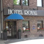 BEST WESTERN Hotel Royal Foto