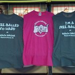 The Skee-Ball t-shirts