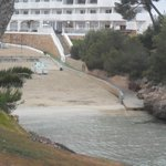 Photo de Hotel Marina Corfu