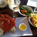 Crab legs... my Fav!