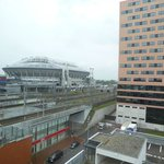 View of the Amsterdam ArenA from the room