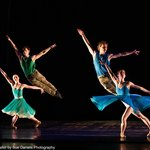 """Artists of Colorado Ballet in """"The Last Beat,"""" photo by Sue Daniels Photography"""