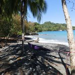 Secluded Beach Down Path from Mango Moon