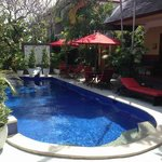 Photo de Spartacvs Bali Hotel