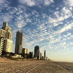 Nices view near by Oceana On Broadbeach