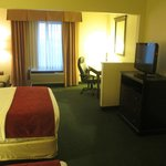 Foto van Comfort Suites Denver International Airport