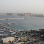 Foto de Dubai Marriott Harbour Hotel & Suites