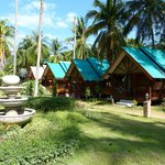 Foto de Sayang Beach Bungalows