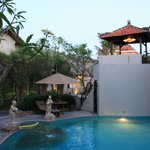 Photo de Kuta Lagoon Resort & Pool Villa