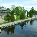 The Gananoque Inn and Spa resmi