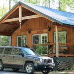 Foto de Black Bear Bed & Breakfast