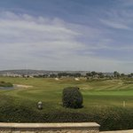 Golf club view