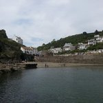 Neighbouring harbour to Looe this is Polperro
