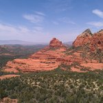 Red Rocks of Sedona courtesy of Red Rock Jeep Tours