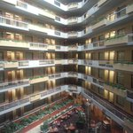 Foto Embassy Suites Hotel San Antonio International Airport