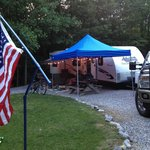 Foto de Smoky Bear Campground & RV Park