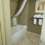 Handicapped accessible bathroom!