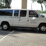 Hotel Shuttle to the Seminole Hardrock